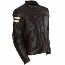 Giacche Segura marrone per motociclista