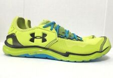 Under Armour Charge RC 2 Marathon Running Shoes Yellow Mens 1235671-317 Size 13