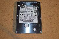 """Dell MQ01ACF050 Toshiba 500GB 7200RPM Slim 7mm SATA 2.5"""" Hard Drive 0C7F2G QTY!"""