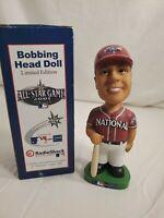 2001 MLB National League All Star Game Radioshack Bobblehead