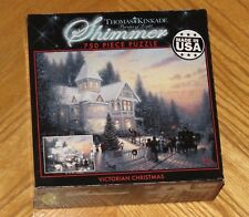 Victorian Christmas - Thomas Kinkade Art - 750 Pc Puzzle - 2007 Ceaco - Sealed