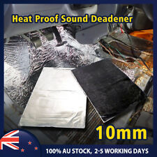 10mm Car Underfelt Noise Insulation Heat Proofing Shield Sound Deadener 1Mx 1.5M
