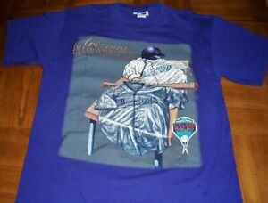 VINTAGE ARIZONA DIAMONDBACKS 1998 INAUGURAL SEASON T-SHIRT - SIZE L -100% COTTON
