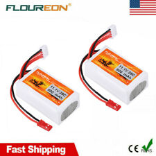 2x 3S 11.1V 800mAh 25C Li-Po Battery JST-XH for RC Airplane Helicopter Car Truck