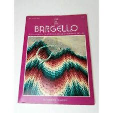 New listing 1970s Step-by-Step Bargello Pattern Instruction Book by Geraldine Cosentino