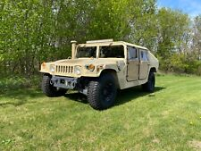 2001 Am General M1045A2 Hmmwv Slant Back Humvee with on road title ( Hummer H1 )