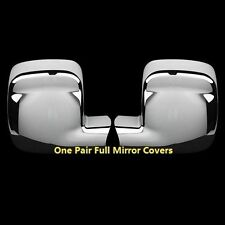 03-15 GMC Savana Van 03-15 Chevy Express VAN Chrome Full Mirror Covers