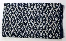 Sanganeri Hand Block Print Indigo Blue 100% Cotton Voile Fabric Hand Made Fabric