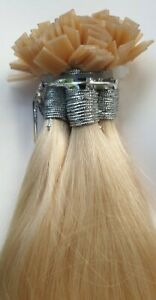 MONGOLIAN DOUBLE DRAWN 22'' FLAT TIPS PRE BONDED 1G  SHADE #60