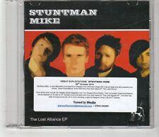 (HJ320) Stuntman Mike, The Lost Alliance EP - 2010 DJ CD