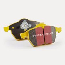 EBC Yellowstuff Sportbremsbeläge Vorderachse DP41375R für Peugeot 207