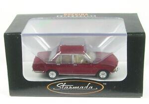 BMW 2500 (purpurrot) 1:87 Starmada