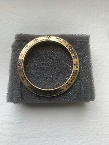 Rolex Daytona 116503 116508 Yellow Gold Bezel