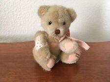 Cherished Teddies plush jointed Teddy bear Theodore Dakin Priscilla Hillman 1994