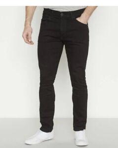 Wrangler Larston Slim Tapered Jean Mens. Size: 32 Long