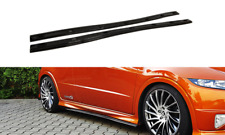 SIDE SKIRTS ADD-ON DIFFUSERS FOR HONDA CIVIC MK8 TYPE S/R (2006-2011)
