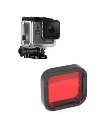Red Lens Filter For GoPro HERO 6 / 5 Super Suit Housing Scuba Dive Snorkel