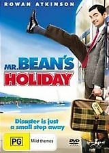 MR BEAN'S HOLIDAY - BRAND NEW & SEALED DVD (ROWAN ATKINSON)
