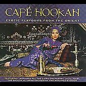 CAFE HOOKAH - Exotic Flavours From The Orient - Belly Dance Music