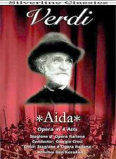 Verdi - Aida (DVD, 2004)
