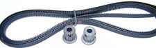 2 x Timing Pulleys 2m GT2 Timing Belt Nema 17 Stepper RepRap Prusa Mendel 2GT