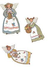 25 Susan Winget Folk Angels Wallpaper Cutouts Wallies Stickers Decals Decor
