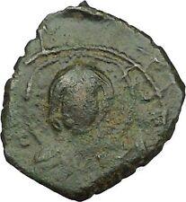 Alexius I Comnenus Byzantine Emperor Ancient Medieval Coin Jesus Christ i35168