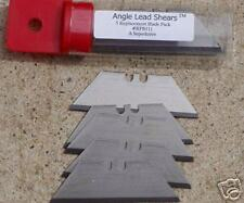 New! Replaceable Blade for AngleLeadShears 5 pack