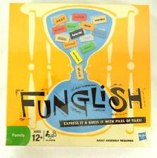 FUNGLISH 2010 Hasbro Family Board Game New Sealed