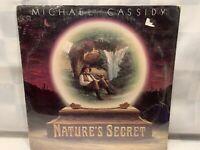 MICHAEL CASSIDY Nature's Secret NEW Sealed LP Record Album Vinyl