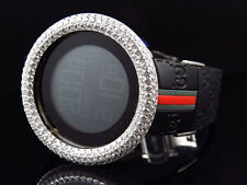 Men Jewelry Unlimited Joe Rodeo Bling Master White Lab Diamond Designer Watch