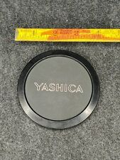 Yashica Large Lens Cap 3 1/2 In  (P34)