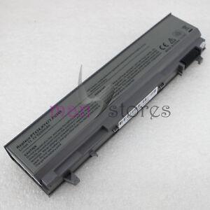 5200MAH NEW Battery For Dell Latitude E6400 E6410 E6500 E6510 KY477 PT434 W1193