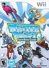 Winter Blast: Snow and Ice Games - Nintendo Wii