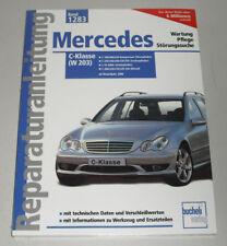 Reparaturanleitung Mercedes Benz C-Klasse W203 C 180 200 230 240 280 320 350 AMG