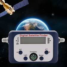 GSF-9506 LCD Screen Display Universal TV Satellite Finder Signal Tester GO