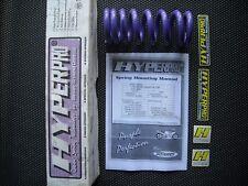 HYPERPRO PROGRESSIVE REAR SHOCK SPRING YAMAHA FZR1000 1986-1988 NEW