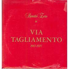 Renato Zero Lp Vinile Via Tagliamento 1965 1970 / Zerolandia PL 31660 Sigillato