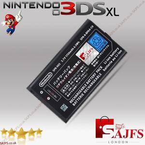 Genuine SAJFS® battery for Nintendo New 3DS XL console SPR-003 3.7V 1750mAh