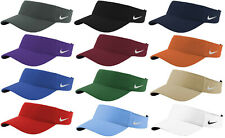 Nike Dry Dri-FIT Swoosh Visor Men's Adjustable Strapback Cap Authentic Hat Golf