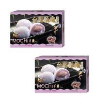 ANGEBOT: 2 x 180g Taro MOCHI - 12 Reiskuchen TARO Füllung Omochi Klebreis Mochis