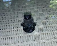 LALIQUE Rainette Grey Frog