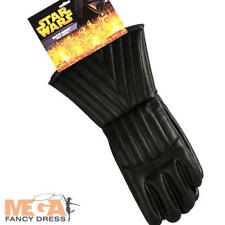 Darth Vader Kids Gloves Star Wars Boys Fancy Dress Costume Accesssory