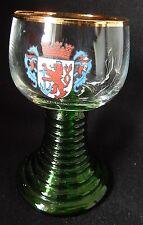 Souvenir Drinking Glass - Dusseldorf Germany - 0.1 litre
