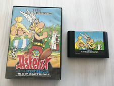 ASTERIX AND THE GREAT RESCUE SEGA MEGADRIVE PAL