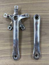 Vintage Suntour XC Pro XCP 175mm Crankset Crank Arms 110mm / 74mm BCD