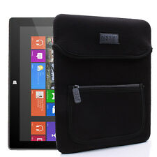 Neoprene Tablet Sleeve Carrying Case for Microsoft Surface Pro 2 & Surface 2 RT