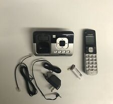 Cordless Home Phone Vtech Dect 6.0 Telephone & Answering Machine 1 Handset