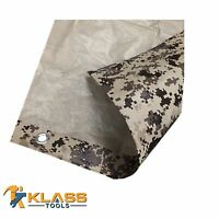 Digital Desert Colors Camouflage Poly Tarps