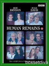 HUMAN REMAINS - COMPLETE SERIES 1 - Rob Brydon & Julia Davis **BRAND NEW  DVD **